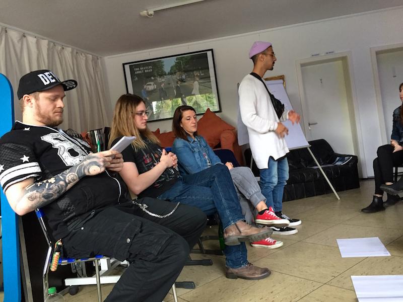Ausbildung zum Vocalcoach: Workshopprüfung