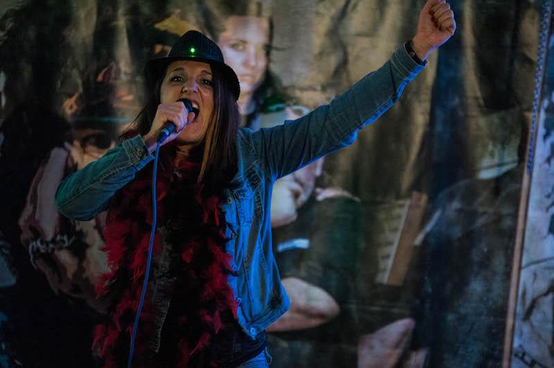 Ausbildung zum Vocalcoach: Abschlusskonzert - Kati