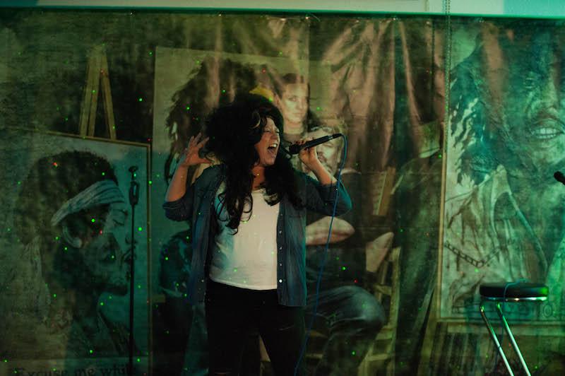 Ausbildung zum Vocalcoach: Abschlusskonzert - Steffi