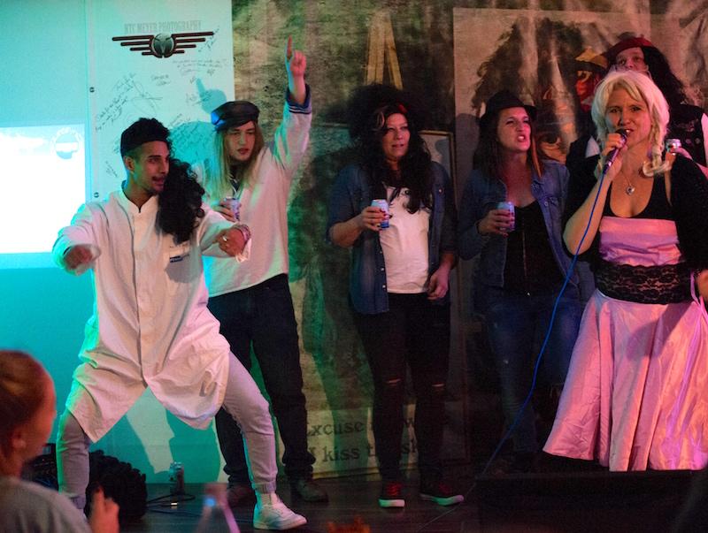 Ausbildung zum Vocalcoach: Abschlusssong von uns allen!