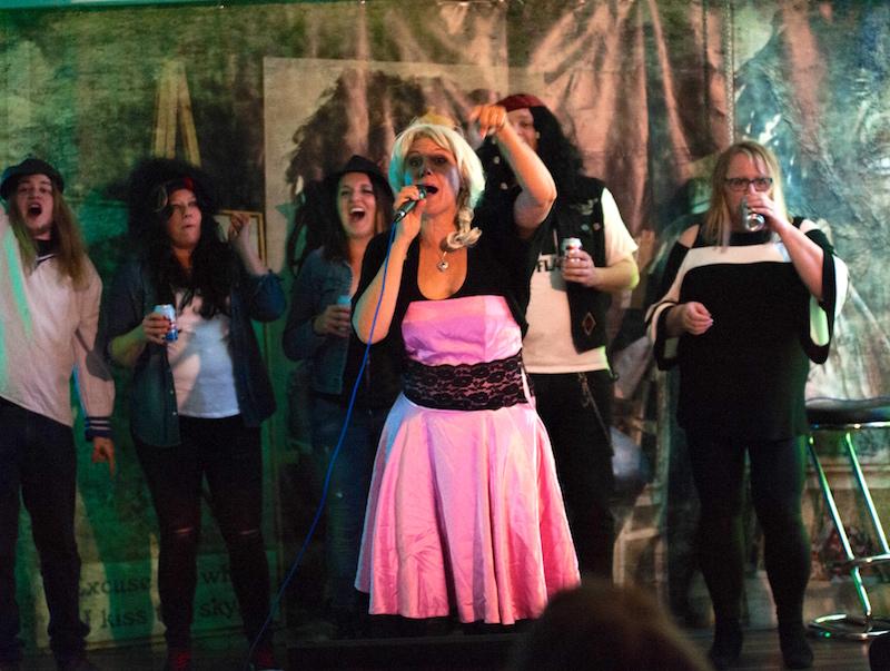 Ausbildung zum Vocalcoach: Abschlussong von uns allen!
