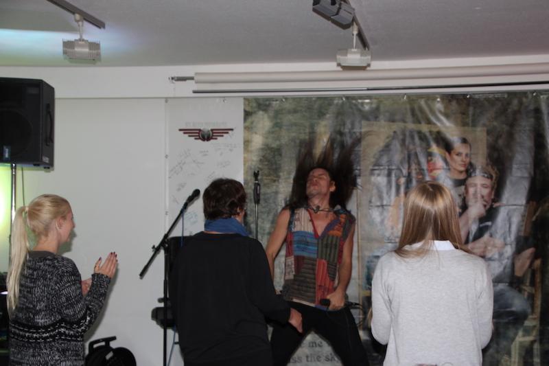 Ausbildung zum Vocalcoach: Headbanging pur!