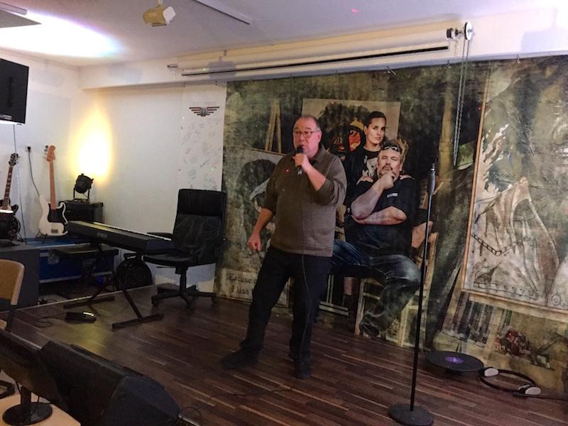 Ausbildung zum Vocalcoach: ... der auf der Bühne sein Bestes gibt!