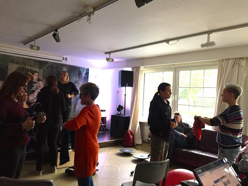 Ausbildung zum Vocalcoach: Wir coachen uns gegenseitig