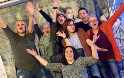 Teil 1/6 Ausbildung zum Vocalcoach – 1. Ausbildungseinheit vom 06.11. – 12.11.2017
