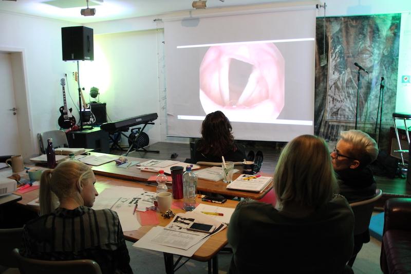 Ausbildung zum Vocalcoach: Das sind Stimmlippen!