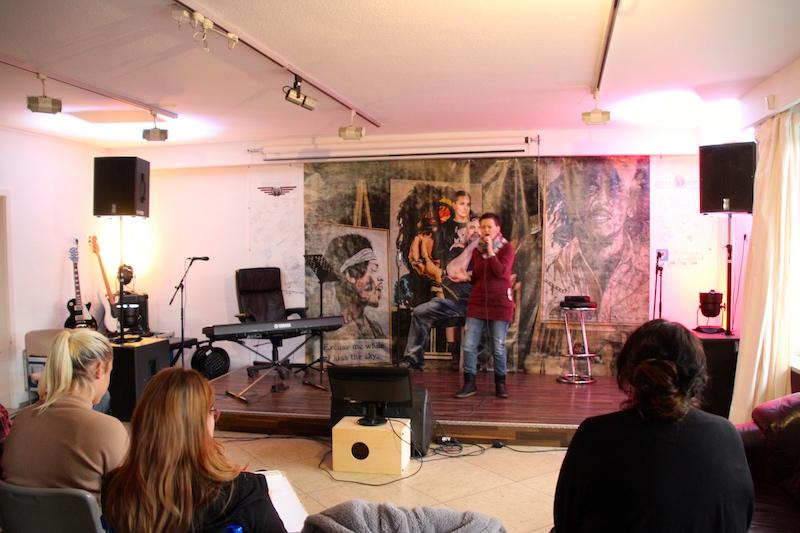 Sängerausbildung November 2017: Songvorstellung: Susan