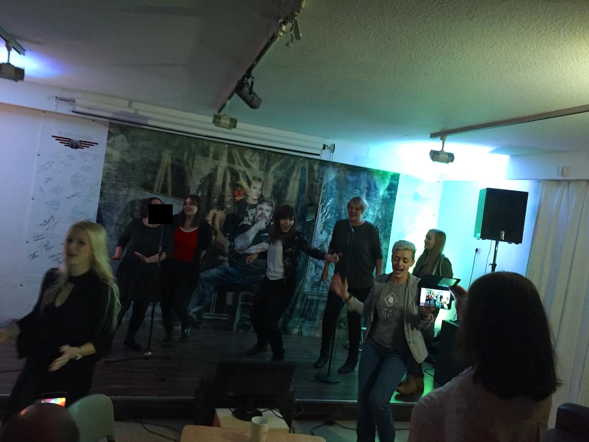 Teil 2/6 Ausbildung zum Vocalcoach – 2. Ausbildungseinheit vom 01.12. – 02.12.2017