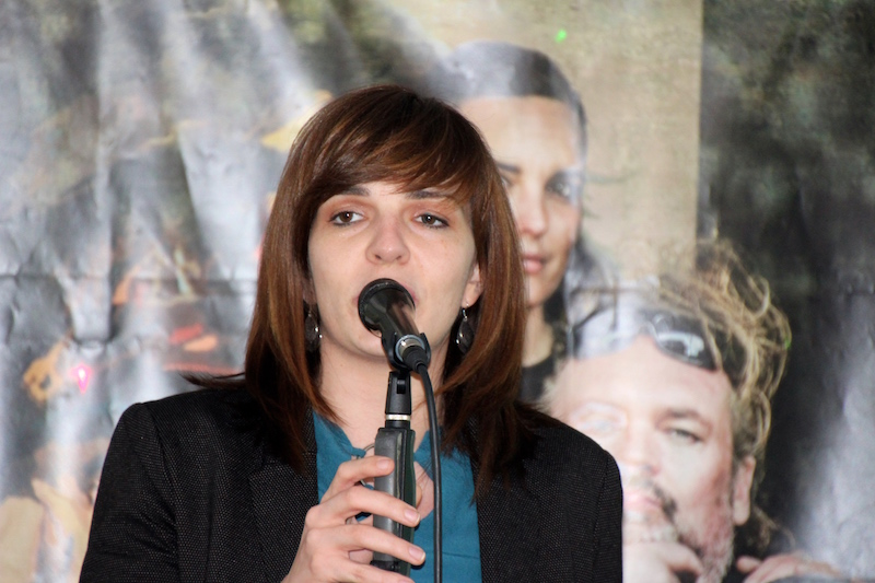 Ausbildung zum Vocalcoach: Lydia entführt uns in die Welt von Adele