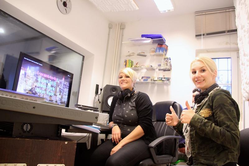 Ausbildung zum Vocalcoach: Caro und Janine coachen Christine
