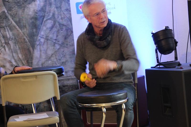 Sängerausbildung Januar 2018: Nicht schneller werden, Rolf!