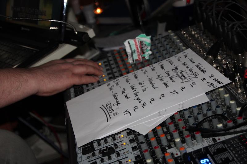 Sängerausbildung Januar 2018: Die Setliste der Azubis