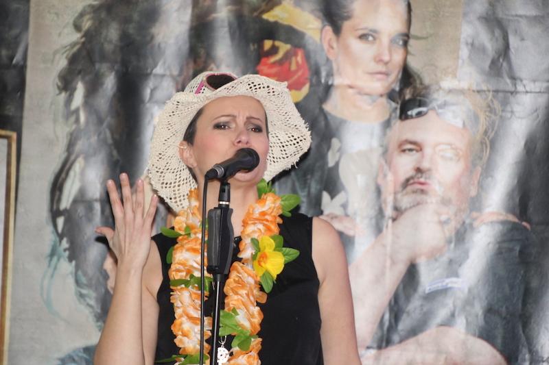 Sängerausbildung Januar 2018: Susi entführt uns in den Osten
