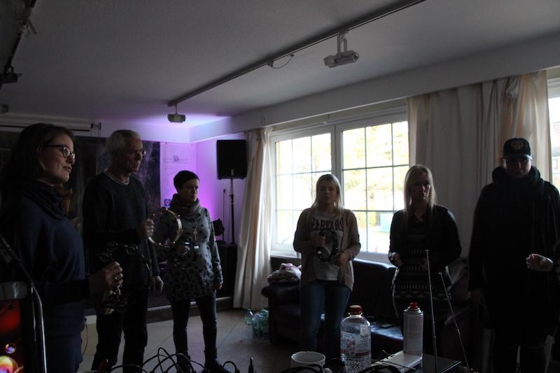 Sängerausbildung Januar 2018: Schnappi trifft AC/DC