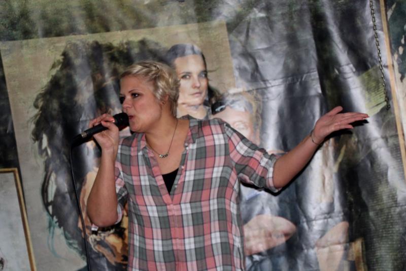 Ausbildung zum Vocalcoach Februar 2018: Caro