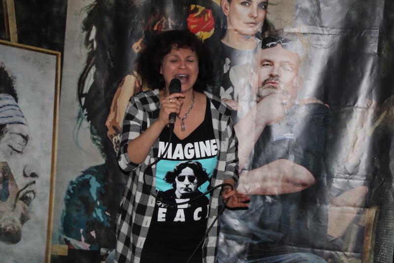 Ausbildung zum Vocalcoach Februar 2018: Nadja gibt alles