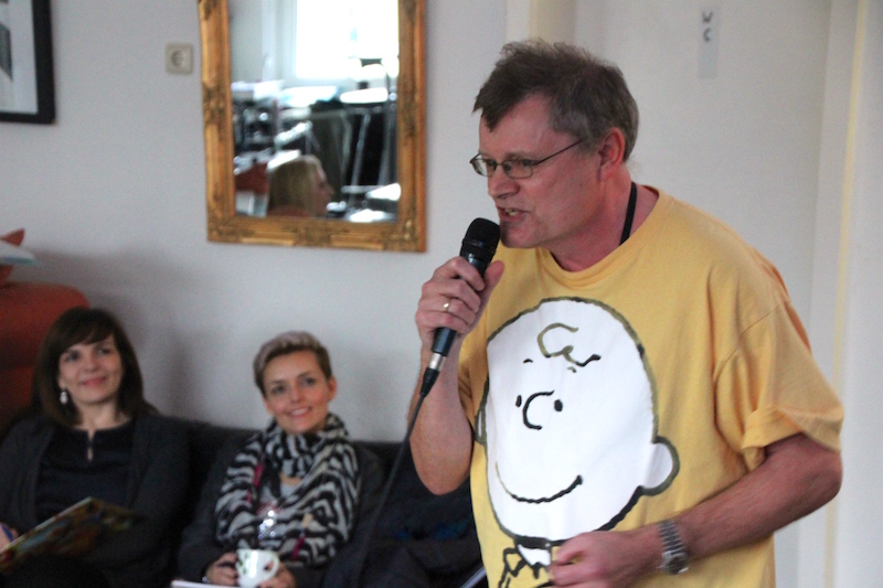 Ausbildung zum Vocalcoach Februar 2018: Stefan performt Smokie