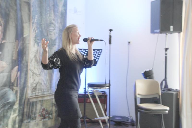 Sängerausbildung Februar 2018: Tini