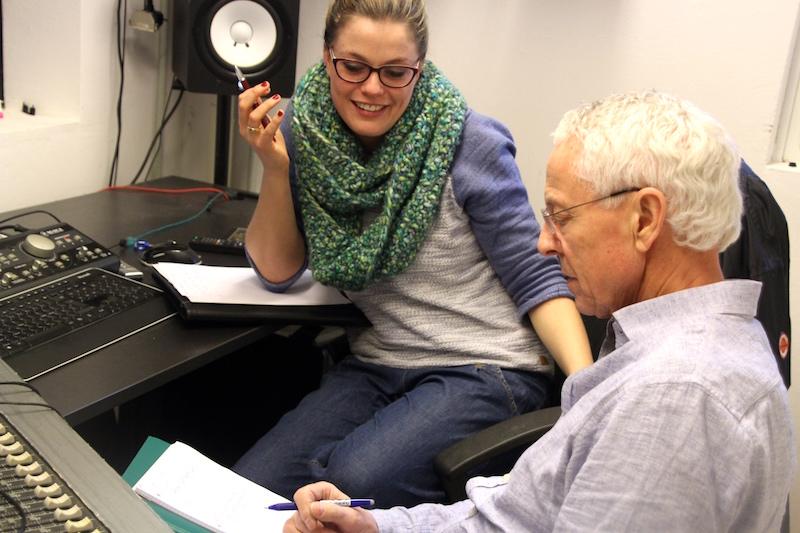 Sängerausbildung Februar 2018: Sarah und Rolf