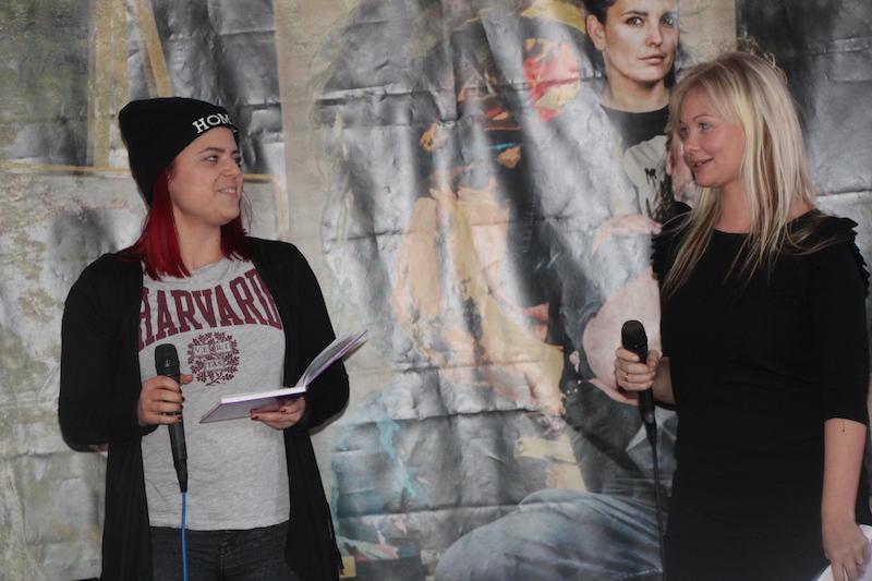 Sängerausbildung Februar 2018: Mikka und Tini stellen ihren Song vor