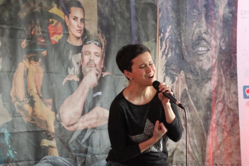 Sängerausbildung Februar 2018: Susi