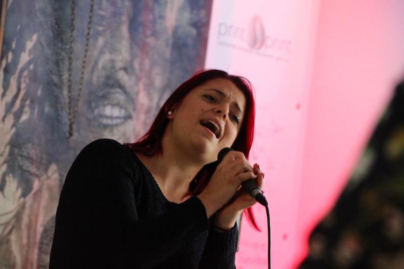 Sängerausbildung Februar 2018: Mikka