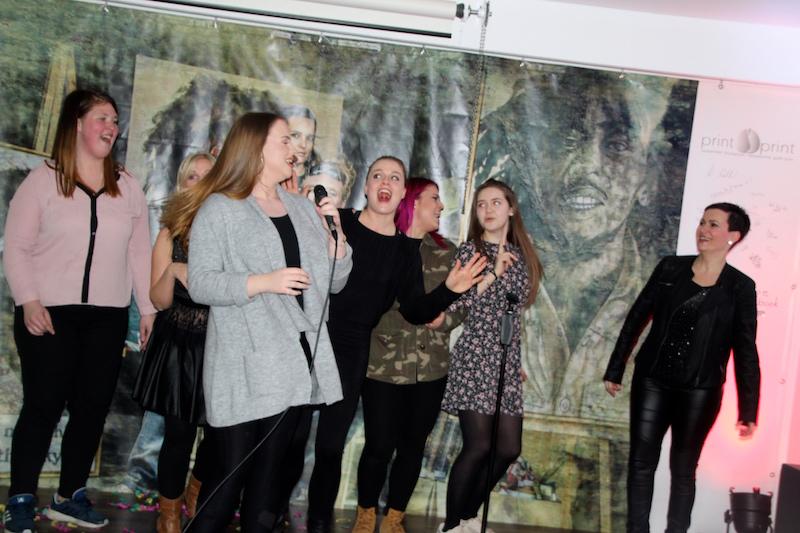 Sängerausbildung März 2018: Open Stage