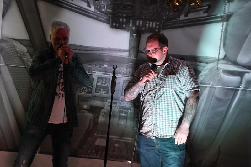 """Sängerausbildung April 2018: Die """"Böhsen Onklez"""" waren auch am Start"""