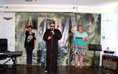 Teil 2 der Sängerausbildung – 2/6 Ausbildungseinheit 09.06 – 10.06.2018
