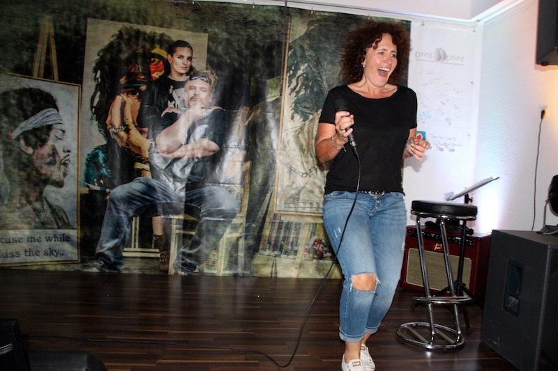 POWERVOICE Ausbildung zum Vocalcoach August 2018