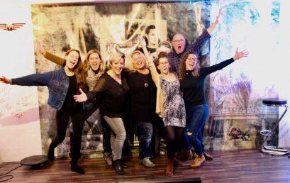 Start der Ausbildung zum Vocalcoach: Azubi-Blog Teil 1/6 – 05.11. – 11.11.2018