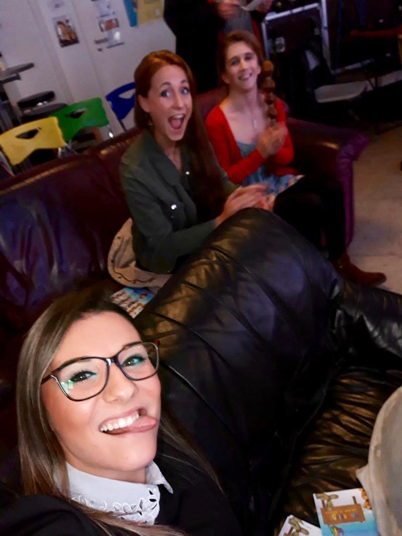 Ausbildung zum Vocalcoach: November 2018