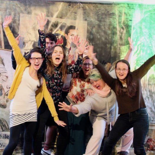 Start der Sängerausbildung – 1/6 Ausbildungseinheit 17.11. – 18.11.2018