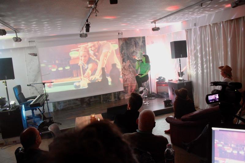 POWERVOICE: Sängerausbildung - Open Stage: März 2019