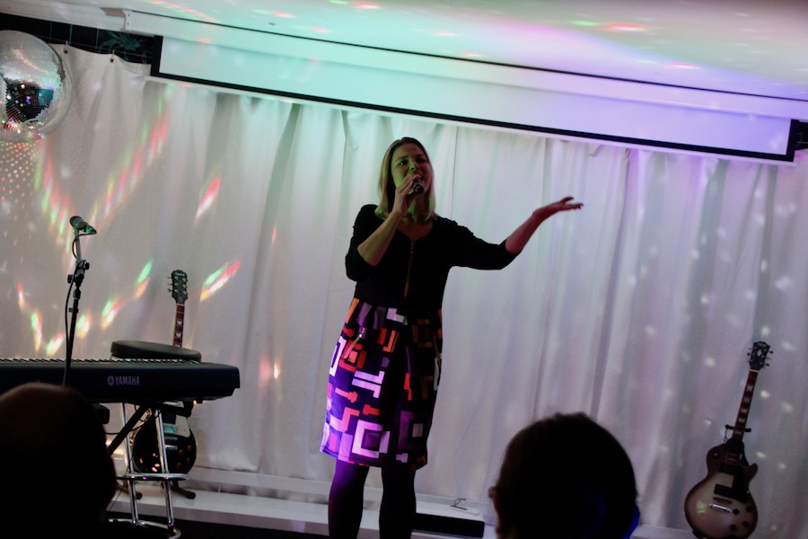 MUSIC NIGHT - Ausbildung zum Vocalcoach - Azubi-Blog: Mai 2019