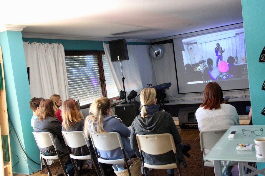 POWERVOICE: Ausbildung zum Vocalcoach Azubi-Blog: Mai 2019