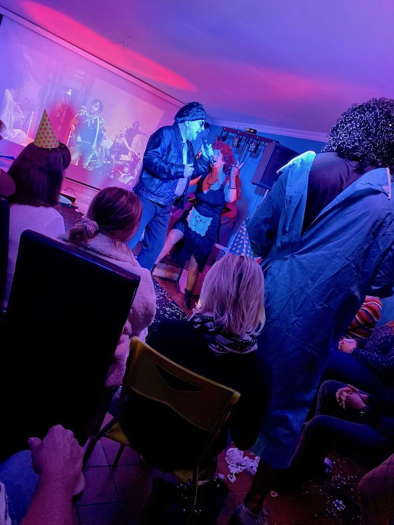 POWERVOICE Sängerausbildung: Rocky Horror Picture Show