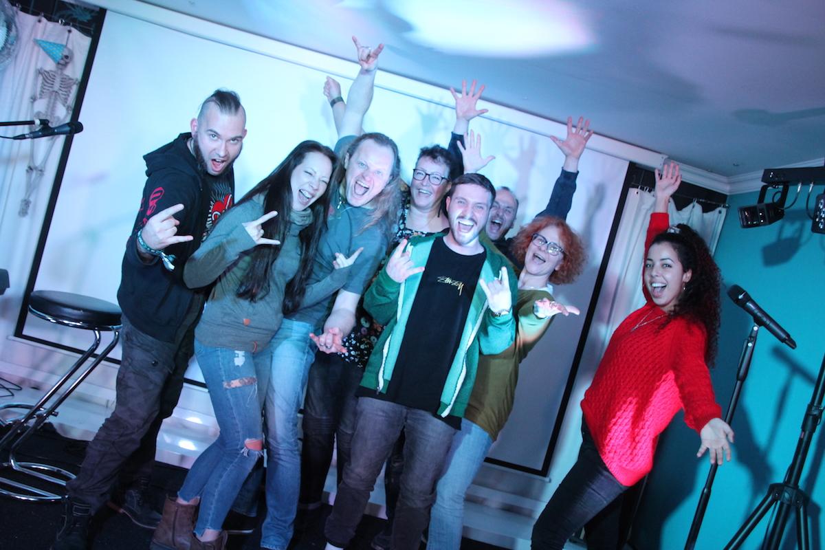 Ausbildung zum Vocalcoach: Azubi-Blog Teil 1/6 – 04.11.-10.11.2019