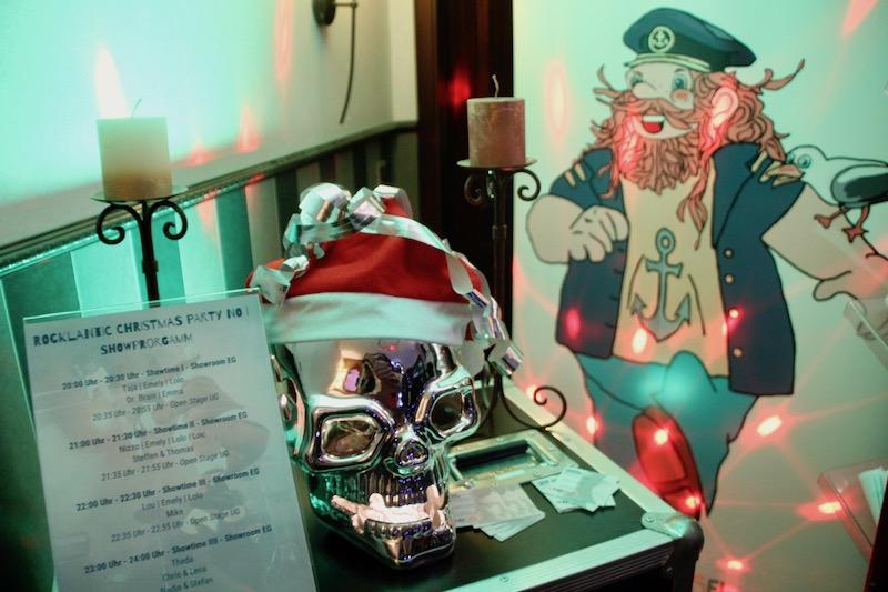 Rocklantic Christmas Party No 1