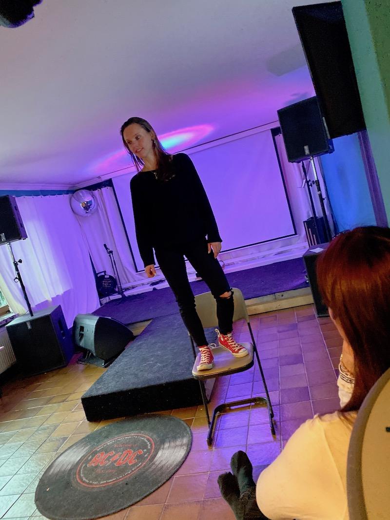 Sängerausbildung POWERVOICE Hamburg