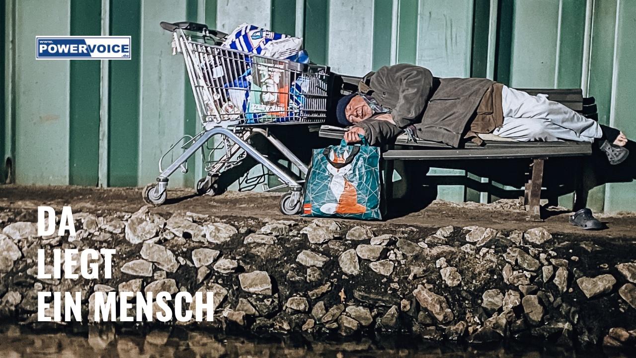 """Obdachlosigkeit 1: Die fünf Geschichten hinter dem Song """"Da liegt ein Mensch"""""""