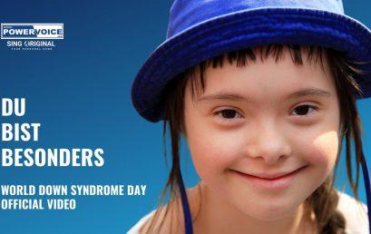 21. März – Ein ganz besonderer Tag – Welt Down Syndrom Tag